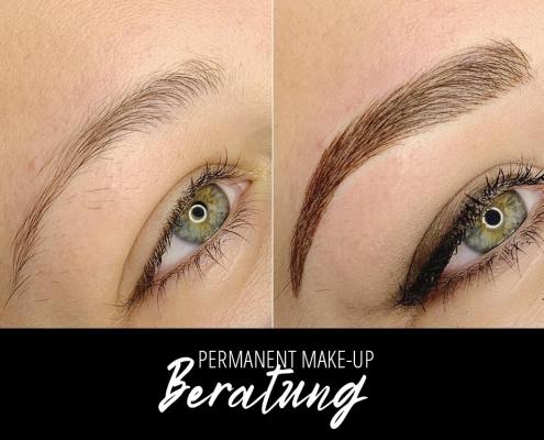 Permanent Make-up Beratung