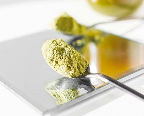 Green Elixir ALLKME Nahrungsergänzung