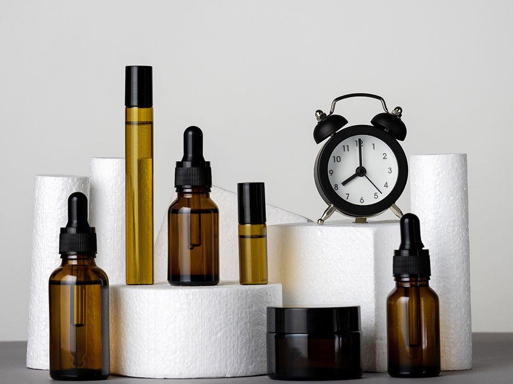 Organuhr Haut Sara Pavo Cosmetics